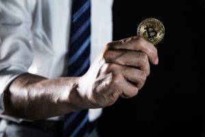 手持ちビットコイン