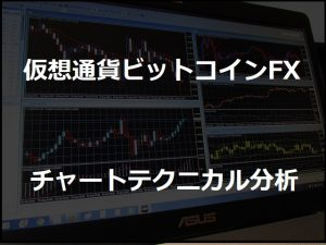 仮想通貨ビットコインFXチャートテクニカル分析