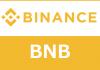 BINANCE(バイナンス)BNB